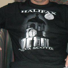 Halifax Town Clock Long-sleeved T-shirt