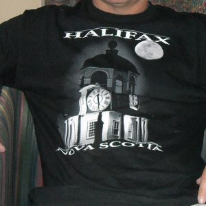 Halifax Town Clock Long-sleeved T-shirt