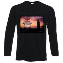 Light House Long sleeved T-shirt