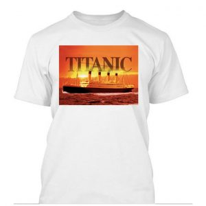 Titanic Gold T-shirt