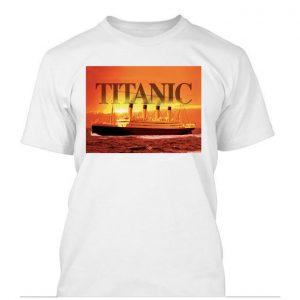 Titanic Gold T-shirt